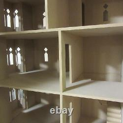 1/12 scale Dolls House The Woodstock 8 room House Kit Mediaeval in style by DHD