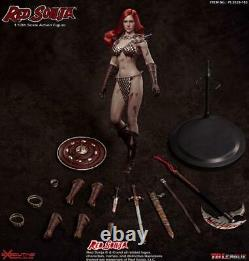 1/12 seamless Figure doll toy TBLeague PL2020-163 1/12 Red Sonja Phicen 6 tall