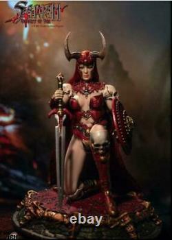 1/12 seamless doll SARIAH GODDESS OF WAR TBLeague 6 Figure Phicen PL2020-166