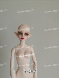 1/6 Bjd Doll SD Girl Asia Free Face Make UP+Eyes-animal body