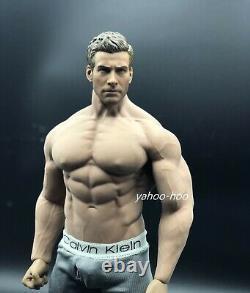 1/6 Jake Gyllenhaal PHICEN TBLeague M34 Seamless Muscular Figure Set