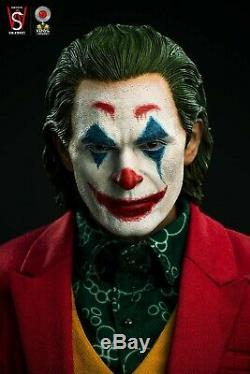 1/6 The Joker Joaquin Phoenix SWTOYS FS027 Dress Suit Version Figure Doll