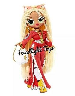 1 Authentic LOL Surprise 10 SWAG OMG Fashion Doll & Clothing MC Sealed In Hand