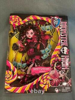 2013 Monster High Sweet Screams Draculaura doll MIB