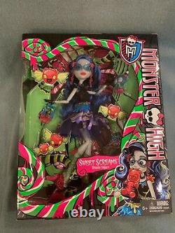 2013 Monster High Sweet Screams Ghoulia Yelps doll MIB