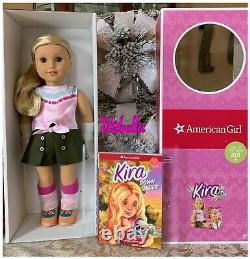 American Girl Kira Doll & Book Girl of The Year Kira Bailey NEW IN BOX