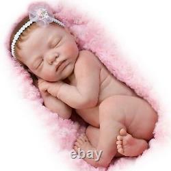 Ashton Drake Bundle Of Love Lifelike Newborn Baby Doll By Marita Winters NEW