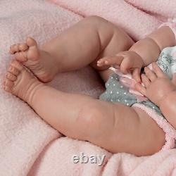 Ashton-Drake Cuddly Coo! Baby Doll That Actually Coos Interactive Realistic NEW
