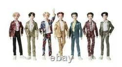 BTS Barbie Doll Full Set Ready To Ship