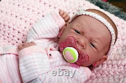 Baby Girl Doll Real Reborn Berenguer 15 Vinyl Lifelike Gift Toy Alive Newborn