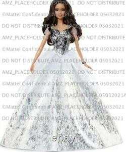 Barbie 2021 Holiday Doll Pre Order Ships In August