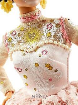 Barbie Signature Series Dia De Los Muertos 2020 Doll Day of the Dead Mattel CHOP