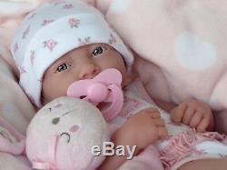Berenguer La Newborn Twin Girl Boy Doll For Reborn/play Realistic & Lifelike