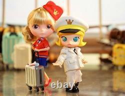 Blythe Molly 2020 pop mart 6inch bjd doll design toy figurine Kennyswork popmart