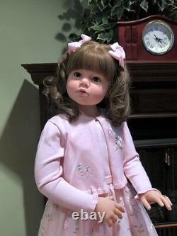 Bonnies Babies Custom Reborn Gabriella or Angelica 42 inch boy or girl