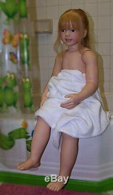 Bonnies Babies Custom Reborn Nicole or Aloenka 40 in
