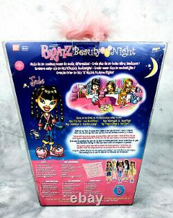 Bratz Slumber Party / Beauty Night Jade 2002 BNIB
