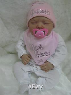 Cherish Dolls Reborn Real Baby Newborn 22 Prince Jack Princess Libby Or Twins