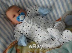 Child Friendly Gift Newborn Realistic Lifelike Reborn Baby Dolls Boys or Girls