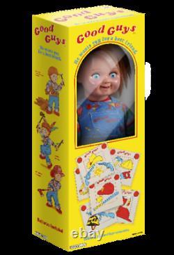 Chucky Child's Play 2 Good Guys Doll halloween PROP REPLICA brand new