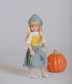 Cinderella Collectible darling doll by Dianna Effner in 13 inches