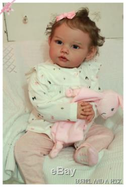 Custom Order for Reborn Toddler Baby Ella Mae Girl or Boy Doll