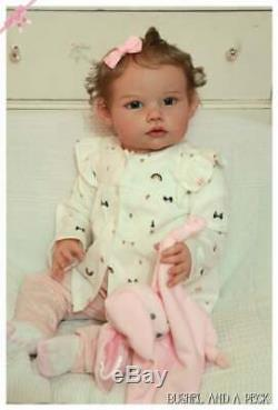 Custom Order for Reborn Toddler Baby Ella Mae Girl or Boy Doll