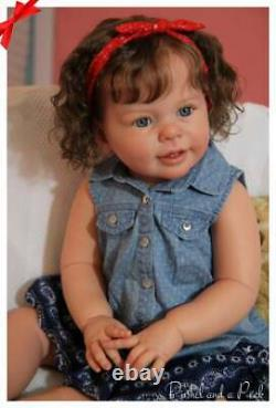 Custom Order for Reborn Toddler Baby Katie Marie Girl Doll
