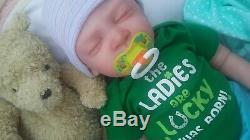 Custom Reborn Baby Newborn Size