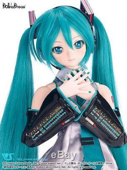 DD VOLKS Dollfie Dream Hatsune Miku Vocaloid 1/3 Ball Jointed Doll BJD