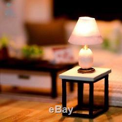DIY Handcraft Miniature Project Wooden Dolls House My Elegant Little Studio 2018