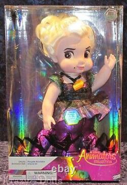 Disney Animators' Collection Special Edition Villain 16 Toddler Doll Ursula