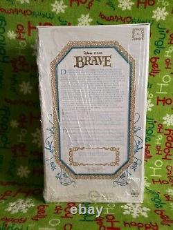 Disney Store Exclusive Brave 17 Limited Edition Princess Merida Doll Nib