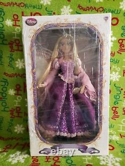 Disney Store Limited Edition 17 Inch Doll Rapunzel From Tangled