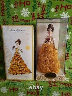 Disney designer Limited Edition Belle Doll