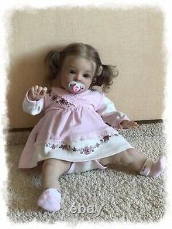 Doll reborn Sue Sue by Natali Blick