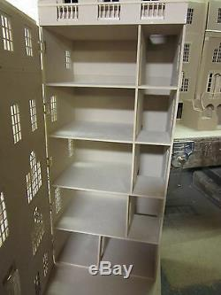 Dolls House 12th scale The Burlington Town House in kit DHD 15-02