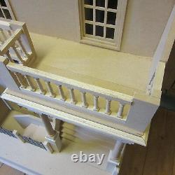 Dolls House 12th scale The Strand Regency Town House in kit DHD 15-031