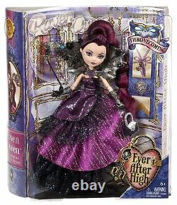 Ever After High Thronecoming Series RAVEN QUEEN DOLL MATTEL
