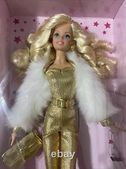 Golden Dream Barbie Doll 2015 Gold Label Mattel Dgx88 Nrfb Ta