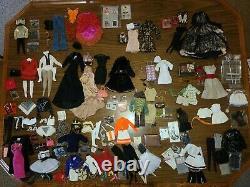 HUGE LOT Integrity Toys Poppy Parker 22 + fashions Fashion Royalty Ru Paul
