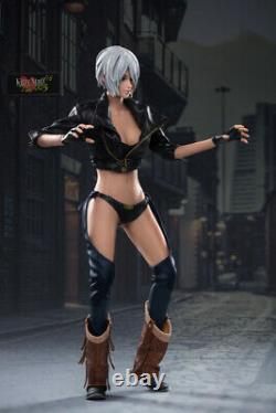 Kitty Stuff 1/6 Solider Female Lady Justice TS003 Angel Action Figure Doll Toy