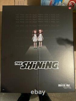 MONSTER HIGH THE SHINING GRADY TWINS COLLECTOR DOLL LIMITED EDITION In Hand