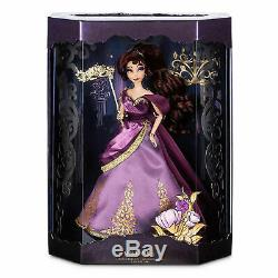 Megara Limited Edition Doll Disney Designer Collection Midnight Masquerade NEW