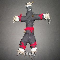 Mister Curse Revenge Voodoo Doll Punish Others Justice Karma Pain Ritual Kit
