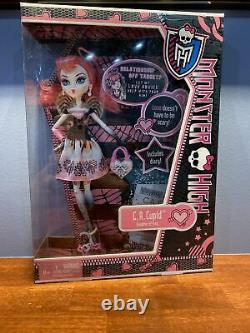 Monster High C. A. Cupid Doll First Release 2011 New in Box
