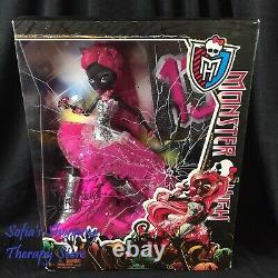 Monster High Catty Noir 13 Wishes Hard to Find Exclusive NRFB