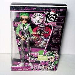 Monster High Dawn of the Dance Deuce Gorgon Boy Doll Mattel NEW RARE