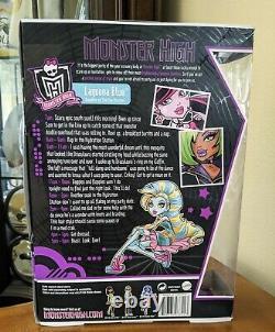 Monster High Dawn of the Dance Lagoona Blue