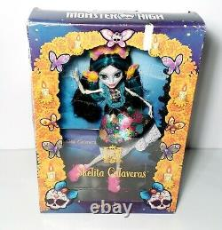 Monster High Day of the Dead Adult Collector Skelita Calaveras Amazon Exclusive